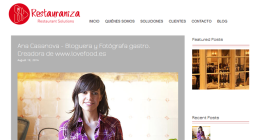 Entrevista en restauraniza.com
