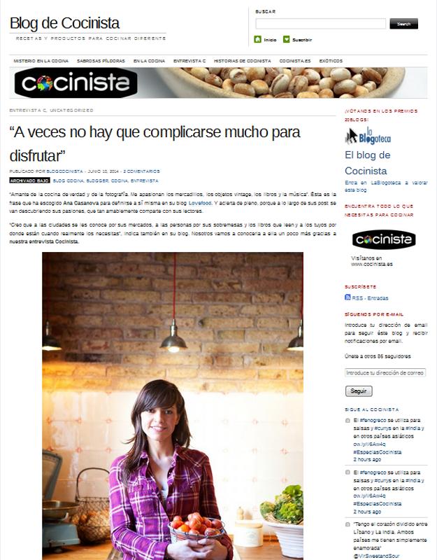 lovefood.es